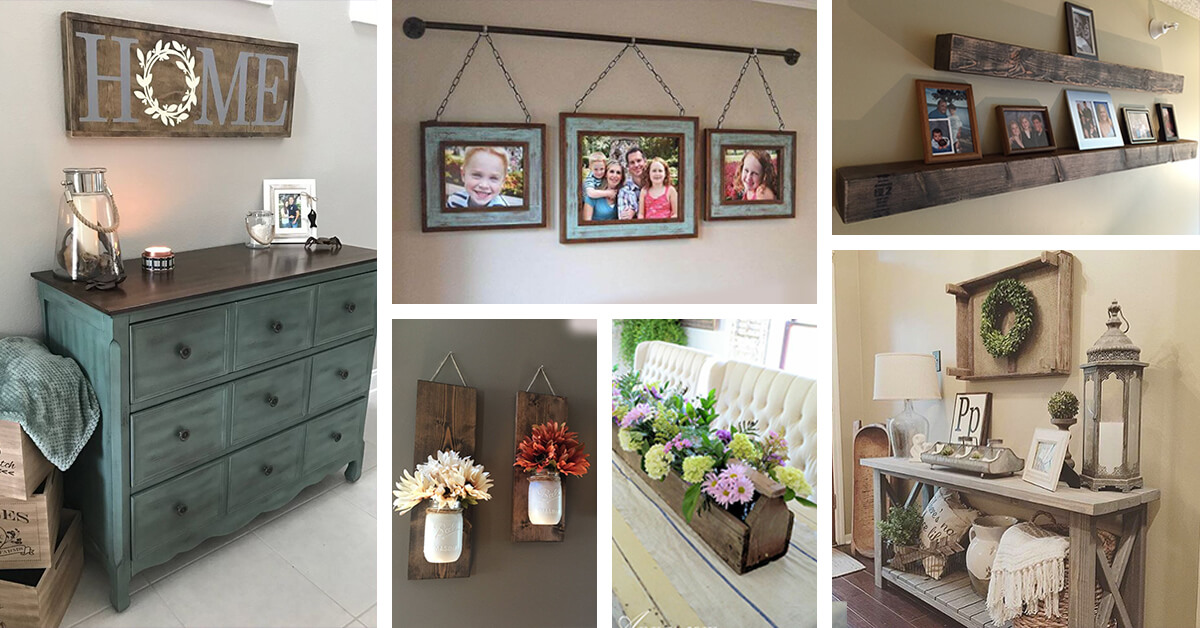 Decor ideas that are sure to help you enhance the look & feel of your home