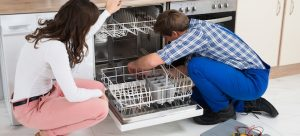 Inspecting Your Dishwasher Personally: