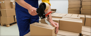 How do professional packers pack our belongings?