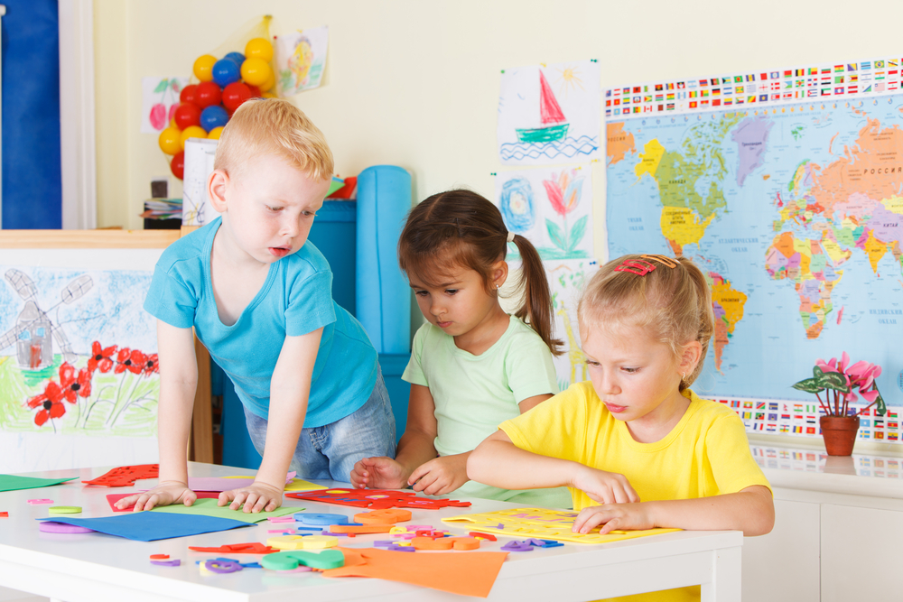 Why are Nursery Schools Important For Children?