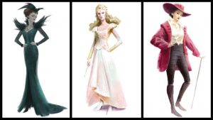 Secrets about costume designers