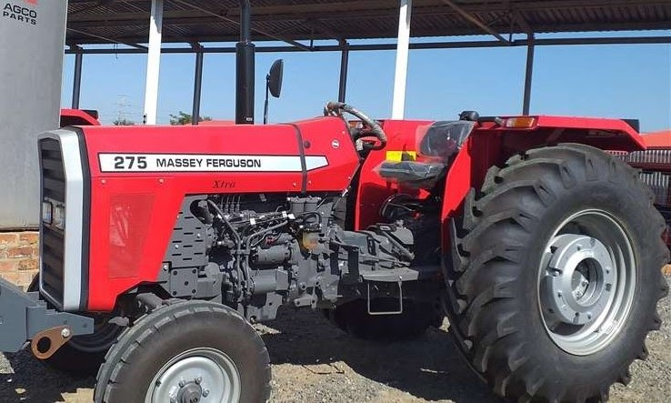 Benefits of choosing MF tractors