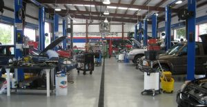 What is an Automobile Workshop Like?